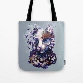 Brightheart Flowers Tote Bag