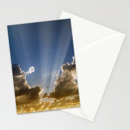 Beautiful Clouds / 1 Stationery Cards