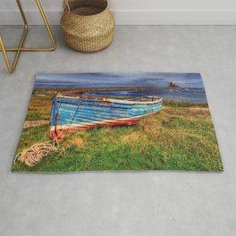 Lindisfarne By The Sea Rug
