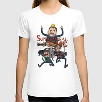 supernatural T-shirts featuring Supernatural Time!  by The Kao