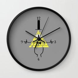Bill Cipher Wall Clock