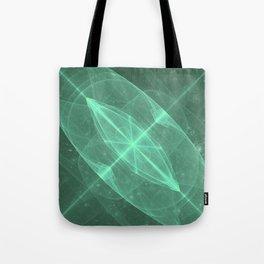 Green Galaxy of Sir Douglas Fresh [Torus of Love Version] Tote Bag