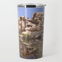 Barker Dam. Travel Mug