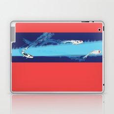 Speeding Koi Laptop & iPad Skin