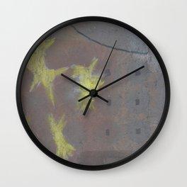 Battlemap Problematic 1 Wall Clock