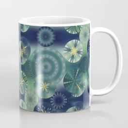 Fancy Daisies Coffee Mug