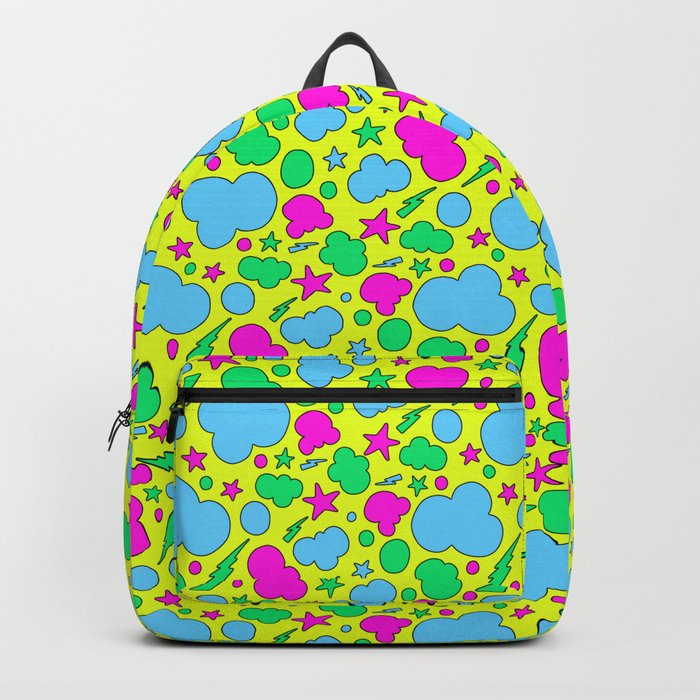 Candy chaotic storm Backpack