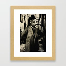 Dark Victorian Portraits: The Innsmouth Look Framed Art Print