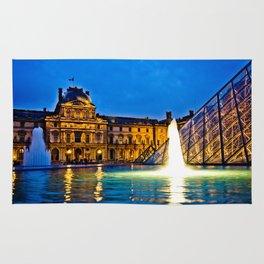 Palais du Louvre II Rug