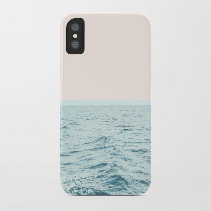 Sea Breeze #society6 #decor #style #tech iPhone Case