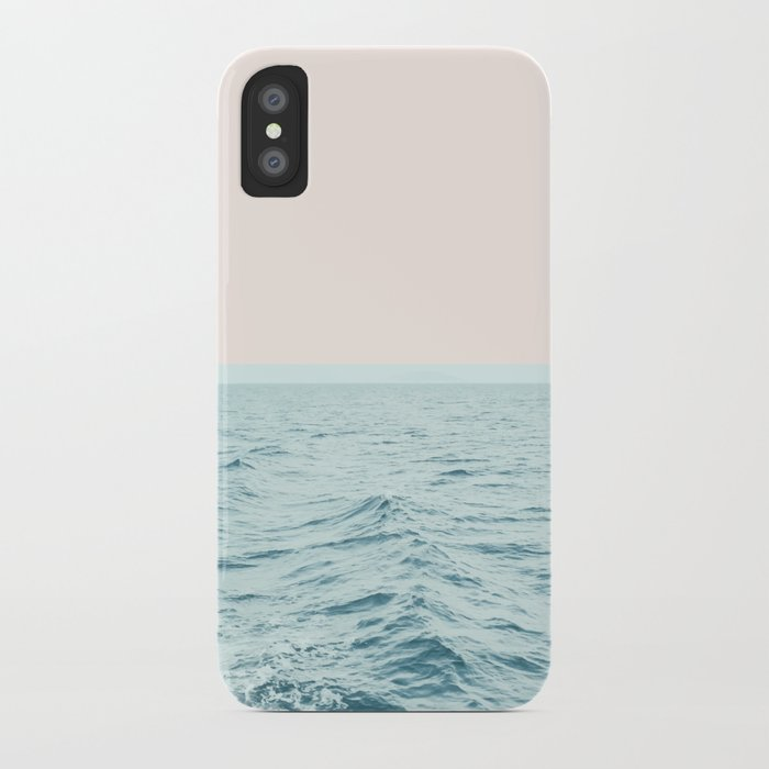 Sea Breeze #society6 #decor #style #tech iPhone Case