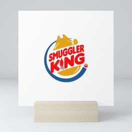 Smuggler King Mini Art Print