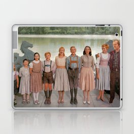 Jack Torrance in The Sound of Music Laptop & iPad Skin