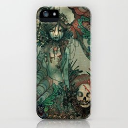 The Sirens den iPhone Case