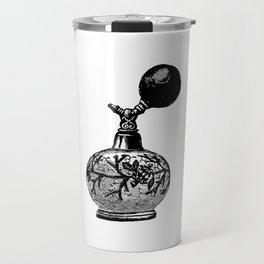 Vintge Perfume Atomizer Travel Mug