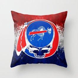 DEAD BUFFALO Throw Pillow