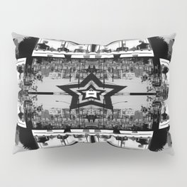 Masking The Inhuman Populace Pillow Sham