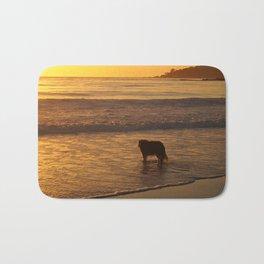 Beach Dog Bath Mat