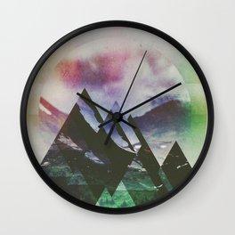 Fractions B09 Wall Clock