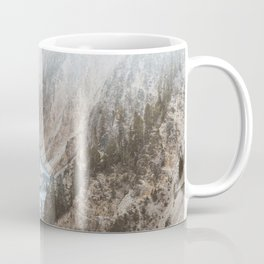 Mountain blue river Coffee Mug