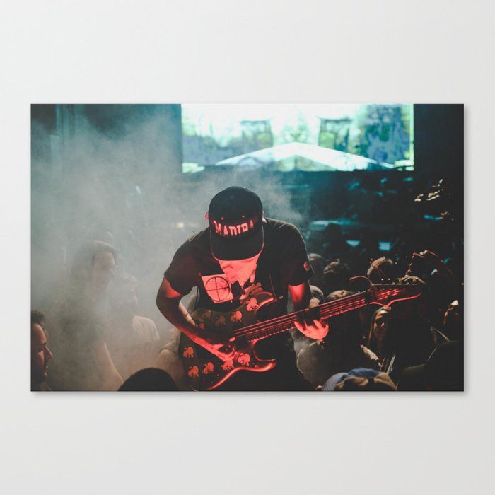 Arm the Homeless Canvas Print