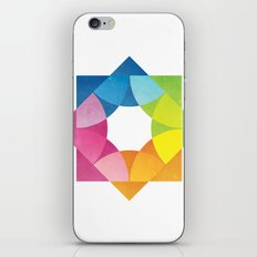 Blending Logo iPhone & iPod Skin