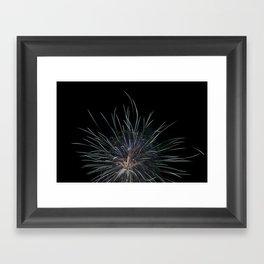 Fireworks make you wanna... Framed Art Print