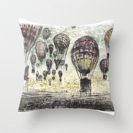 Set me free Throw Pillow