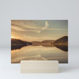Lakeview Mini Art Print