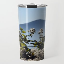 Mountain landscape Travel Mug