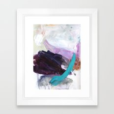 0 8 3 Framed Art Print
