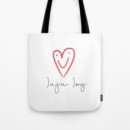 Juju Joy Tote Bag