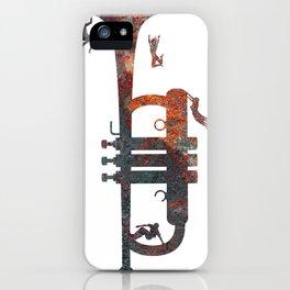 Jazzed iPhone Case