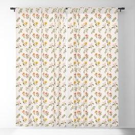 Botanical Dreams Blackout Curtain