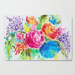 Emma's Garden Cutting Board