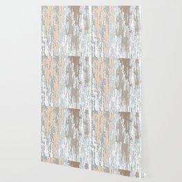 Grey brown Colors Gradient pattern.  light-grey, modern, decor, Society6 Wallpaper
