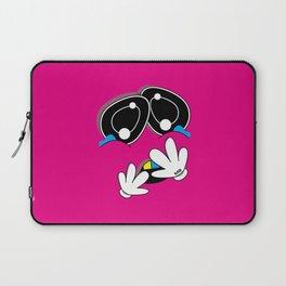 MENSA (Original Characters Art By AKIRA) Laptop Sleeve