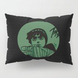 Rock Lee Jutsu Pillow Sham