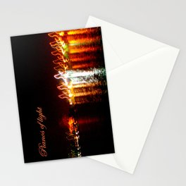 Pianos of light Stationery Cards