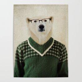 Spencer Bear Poster