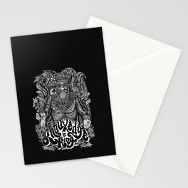 Knowledge is King... Stationery Cards