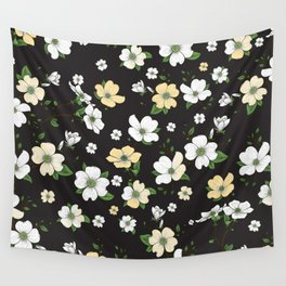Lovable Flowers 9 Wall Tapestry