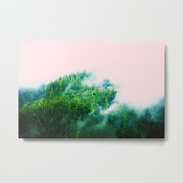 Into The Fog #society6 #decor #buyart Metal Print
