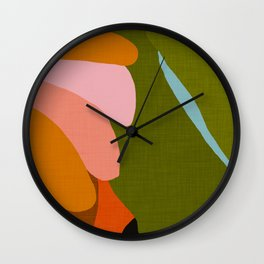 Floria Wall Clock