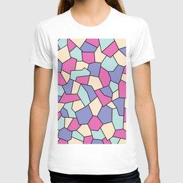 Hard Mosaic 01 T-shirt
