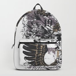 Requiem Griffin and Grunges Backpack