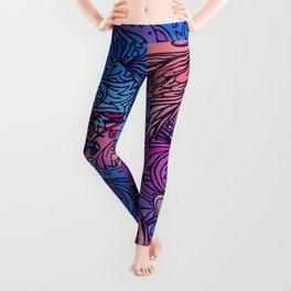Indian Pattern 01 Leggings