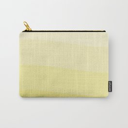 Six shades of yellow. Carry-All Pouch