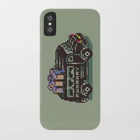 earthbound iPhone & iPod Cases featuring Runaway 5 Van - Mother 2 / Earthbound by Studio Momo╰༼ ಠ益ಠ ༽