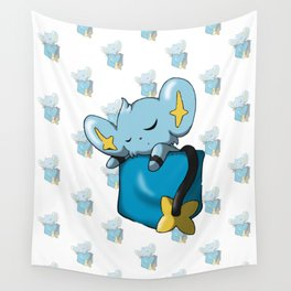 Sleeping in the Poket Wall Tapestry